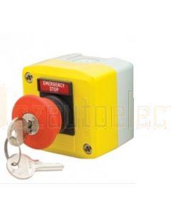 Lockable Emergency Stop Switch