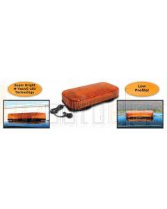 Low Profile LED Light Bar - Amber