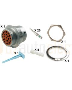 Deutsch HD30 Series M34-24-23PT Connector Kit