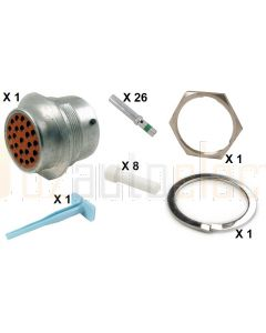 Deutsch HD30 Series M34-24-23ST Connector Kit