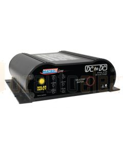 Matson MA20DCS 20Amp DC to DC Charger with Solar Input