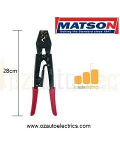 Matson MA2342 Crimping Tool 1.25mm2 to 16mm2