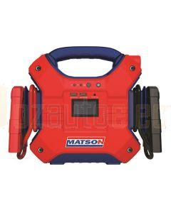 Matson MA35000 12/24V Lithium 35000Mah Jump Starter