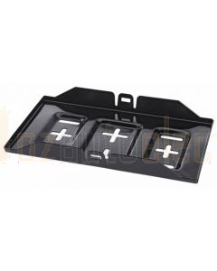Projecta MBT200 Large Metal Battery Tray