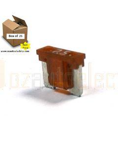 Narva 52507 Micro Blade Fuses 7.5Amp (Box of 25)