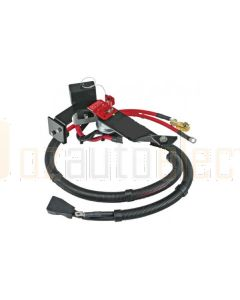 Toyota Hilux Battery Lockout Kit with 350A Jump Start Receptacle (Battery Isolator)