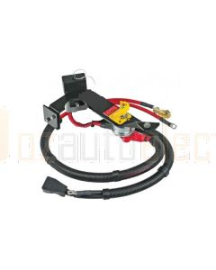 Toyota Hilux Battery Lockout Kit with 350A Jump Start Receptacle (Starter Isolator)