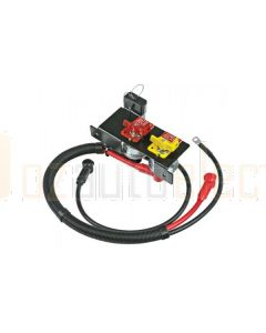 Toyota Landcruiser 70 Series Battery Lockout Kit with 350A Jump Start Receptacle (Battery and Starter Isolator)