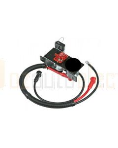 Toyota Landcruiser 70 Series Battery Lockout Kit with 350A Jump Start Receptacle (Battery Isolator)