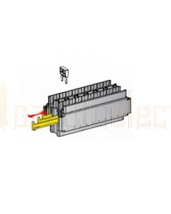 MTA 01460K Modular Fuse Block and Terminals - 20 Minifuses