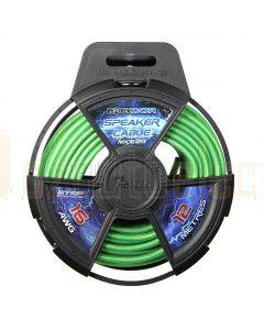 Aerpro MX1612G Maxcor 16awg 12m Speaker Cable Green