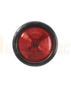 Narva 94444 10-30 Volt L.E.D Rear Stop / Tail Lamp Kit (Red) with Vinyl Grommet