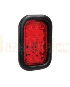 Narva 94610 10-30 Volt L.E.D Rear Stop / Tail Lamp Kit (Red) with Vinyl Grommet