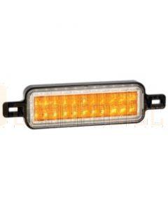 Narva 95202 10-33V L.E.D Front Direction Indicator & Front Position Lamp (Amber / Clear)