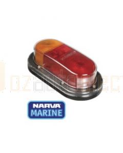 Narva 87390 12 Volt Rear Stop / Tail, Direction Indicator Lamp with In-built Retro Reflector