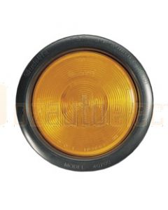 Narva 94034 12 Volt Sealed Front Direction Indicator Lamp Kit (Amber) with Vinyl Grommet