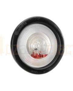 Narva 94018 12 Volt Sealed Reversing Lamp Kit (Clear) with Vinyl Grommet