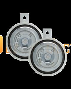 Narva 72525 24 Volt Low Tone Disc Horn