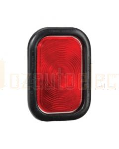 Narva 94514 24 Volt Sealed Rear Stop / Tail Lamp Kit (Red) with Vinyl Grommet