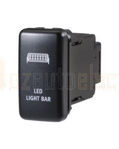 Narva 63314BL OE Style Toyota Switch 12V - LED Light Bar
