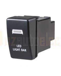 Narva 63326BL OE Style Holden/Isuzu Switch - LED Bar