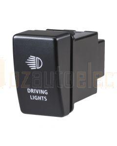Narva 63328BL OE Style Holden/Isuzu Switch - Driving Light