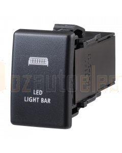 Narva 63338BL OE Style Holden/Isuzu Switch - LED Bar