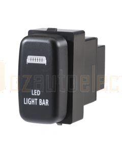 Narva 63362BL OE Style Mitsubishi Switch - LED Light Bar