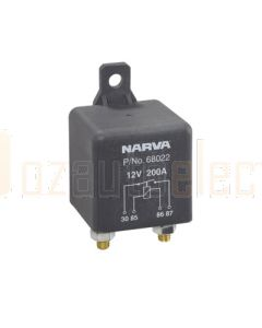 Narva 68023 24V 100 Amp 4 Pin Heavy Duty Relay