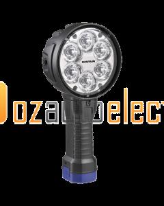 Narva 71000 Colt 1000 High Power 6 LED Handheld Spot Light - 2500 Lumens