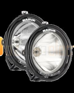 Narva 71762 Extreme Combination Beam Driving Lamp Kit 12 Volt 100W (Black Mount) Broad Beam, Pencil Beam