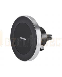 Narva 81123BL Wireless Magnetic Charging  Phone Holder - Blister Pack of 1