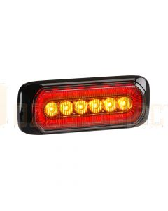 Narva 85220AR Halo LED Warning LIght with Rear Marker