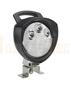 Narva 72479 9-33 Volt 'Senator II' High Powered L.E.D Work Lamp, Hybrid Flood Beam 3200 Lumens