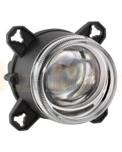 Narva 71990 9-33V L.E.D High Beam Headlamp Assembly with Park Lamps 90mm dia.