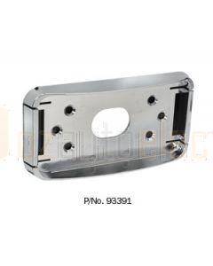 Narva 93391 Chrome Mounting Base to suit Model 33 Lamps