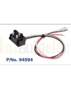 Narva 94594 Plug & Leads to Suit Stop/Tail Lamps to Suit Model 40 Lamps