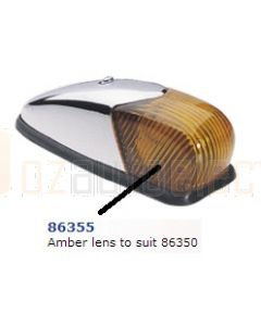 Narva 86355 Amber Lens to Suit 86350