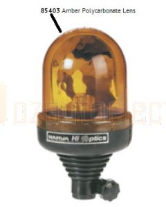 Narva Amber  Polycarbonate Lens (85403)