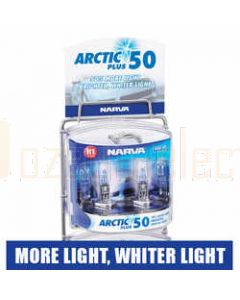 Arctic Plus 50 Performance Globe Merchandiser