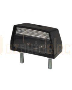 Narva 86540 Black Licence Plate Lamp