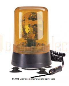 Hi Optics Cigarette Lighter Plug and Spiral Lead