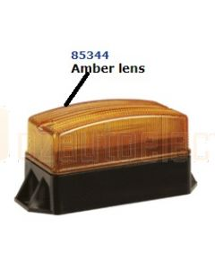 Narva 85344 Amber Lens to Suit 85340A, 85346A