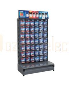 """Narva Full Bay Suits 900mm Gondolas """"For the Market Leader in Performance Globe Retailing"""" (PGFULL-900)"""