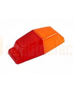 Narva 85755 Lens to Suit Narva 85750 Red Amber Marker Lamp