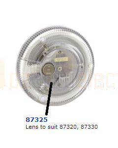 Narva 87325 Lens to Suit 87320, 87330