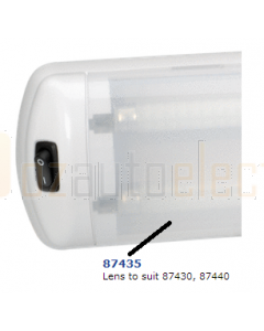 Narva 87435 Lens to Suit 87430, 87440