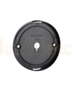 Narva 94390 Model 43 Accessories - 130mm Black Base