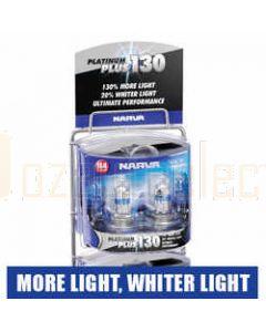 Narva 48111 Platinum Plus 130 Performance Globe Merchandiser