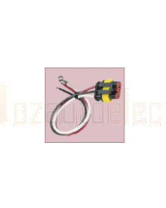 Narva 94490 Plug and Lead for Dual Function Model 44 Lamps